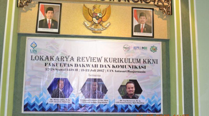 Lokakarya Review Kurikulum KKNI