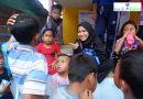 Jerina (KPI 2017) mengikuti Program Community Development di Singapura dan Tanjung Pinang