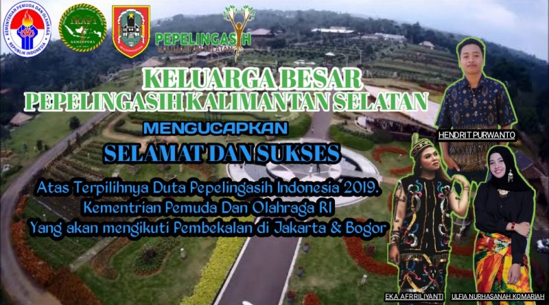 Ulfia Nurhasanah Mahasiswi MD 2015 Menjadi Duta PEPELINGASIH Indonesia