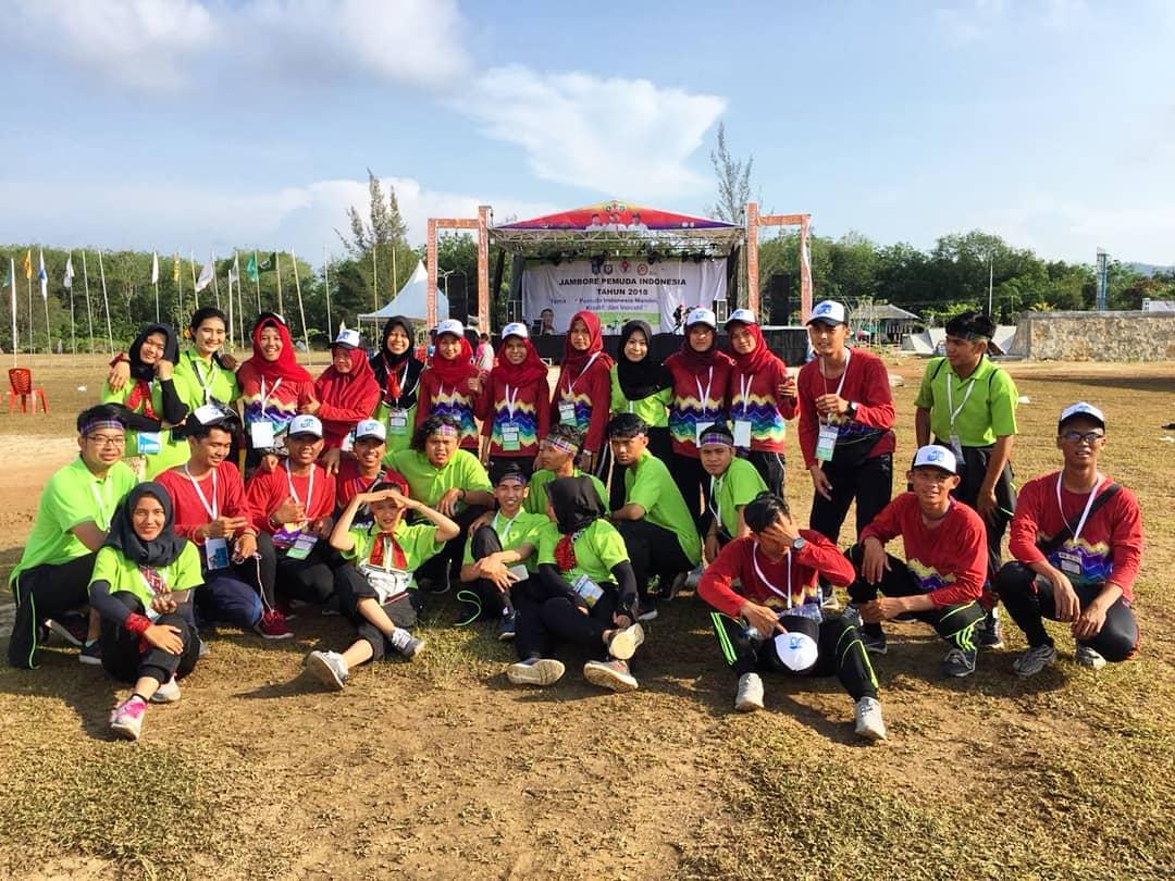 Mahasiswi Manajemen Dakwah Ikuti Jambore Pemuda Indonesia 2018