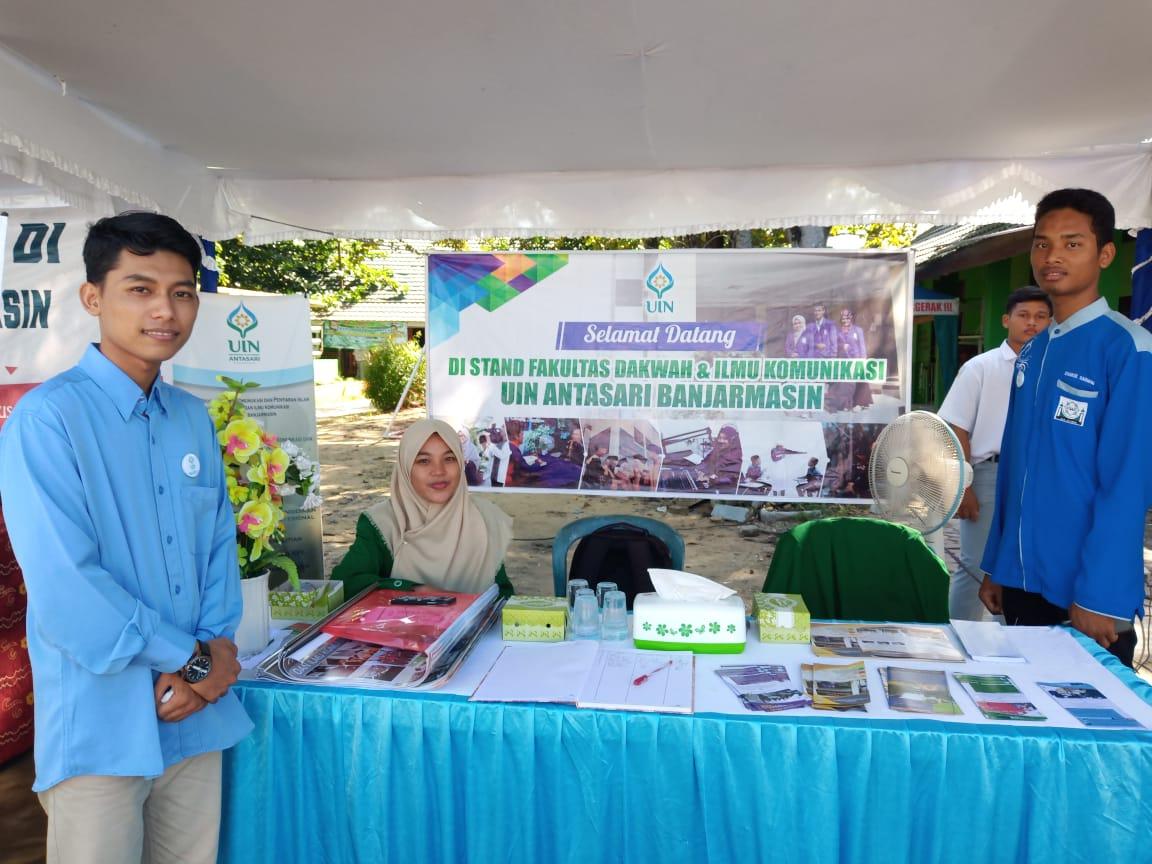 Sosialisasi Penerimaan Mahasiswa Baru (PMB) tahun 2019
