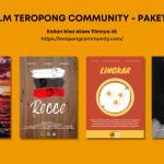 Teropong Community mengadakan Penayangan Film Secara Daring