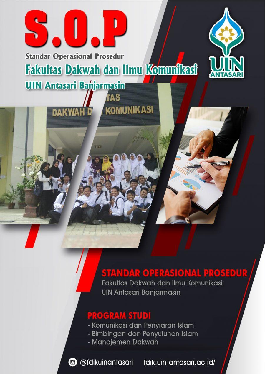 Standar Operasional Prosedur (SOP) Tahun 2019